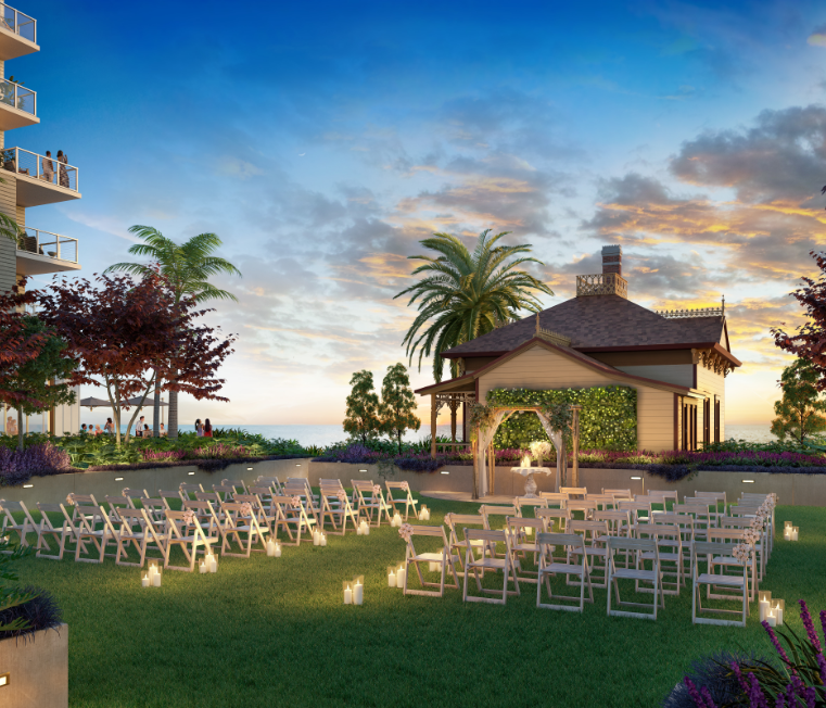 WEDDING & EVENTS SPACE