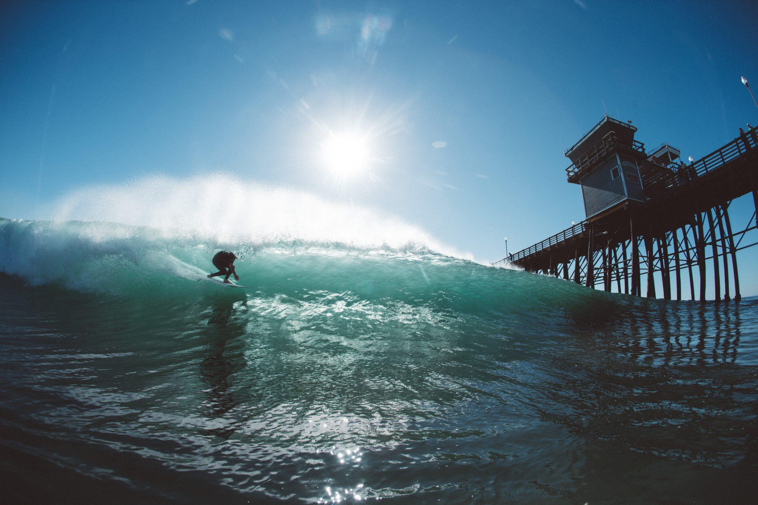 Duran Barr Surf Lesson