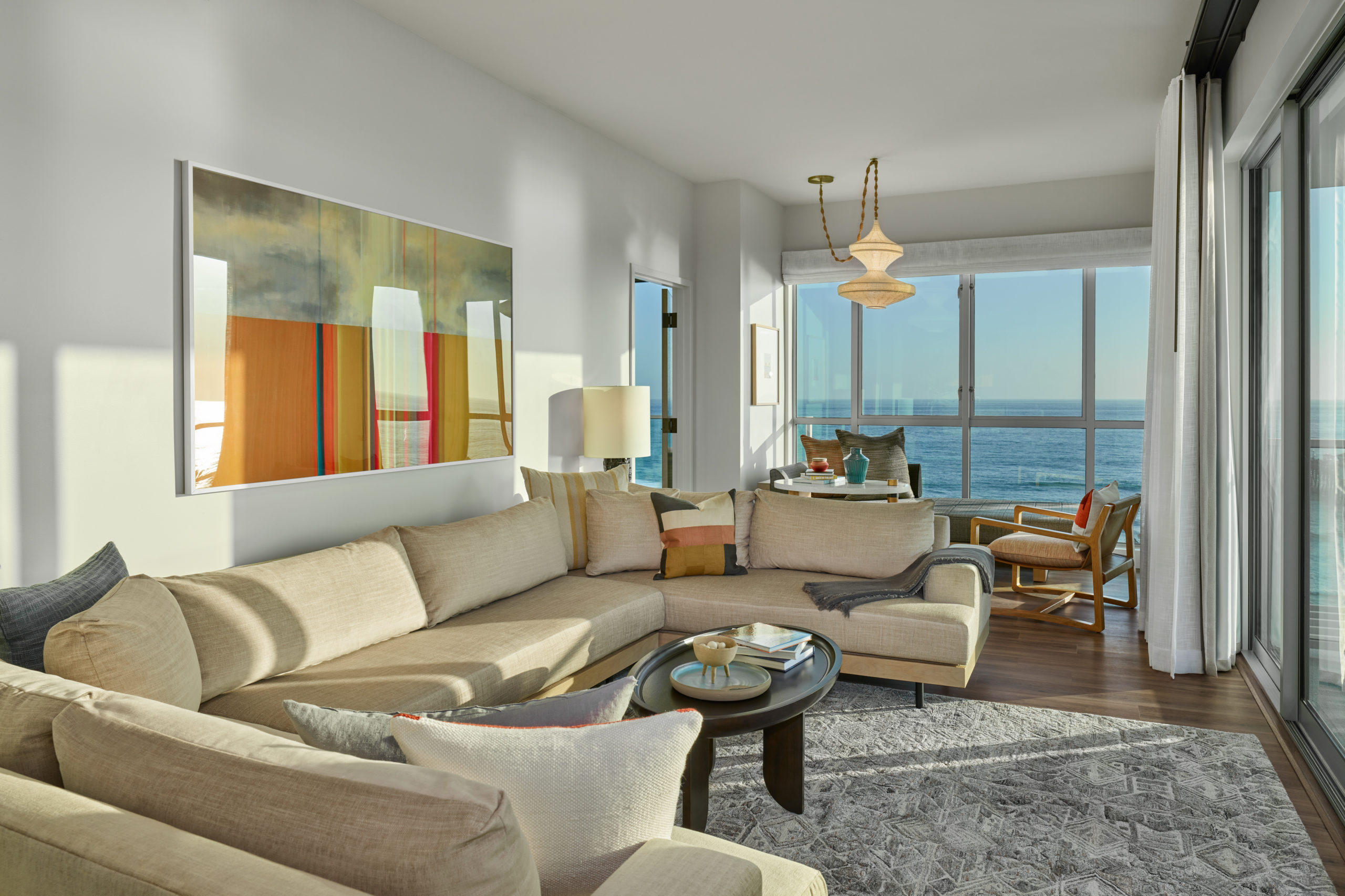 Ethereal Suite Living Room